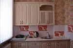 Гостевой дом Катрин - 2х-комнатный люкс кухня